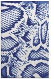 rug #588929 |  blue animal rug