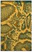 rug #588953 |  light-orange animal rug