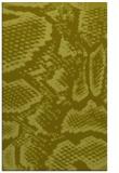 rug #588969 |  light-green animal rug