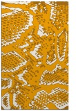 rug #588985 |  light-orange animal rug