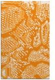 rug #588993 |  light-orange animal rug