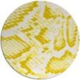 rug #589277   round white animal rug