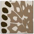 rug #591617 | square beige animal rug