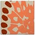 rug #591661   square orange rug
