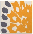 rug #591813 | square light-orange animal rug