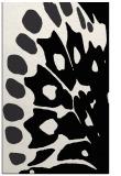 rug #592173 |  white abstract rug
