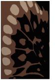 rug #592185 |  brown animal rug