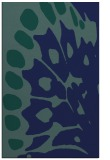 rug #592201 |  blue animal rug