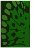 rug #592237 |  green abstract rug