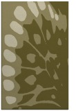 rug #592501 |  light-green abstract rug