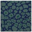 rug #595017 | square circles rug