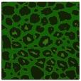 rug #595053   square green animal rug