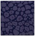 rug #595069 | square blue-violet rug