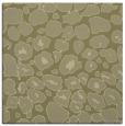 rug #595309   square light-green animal rug