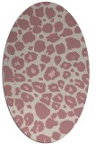 rug #595678 | oval circles rug