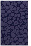rug #595773 |  blue-violet rug