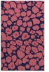 rug #595781 |  pink rug