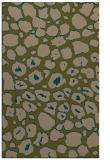 rug #595809 |  mid-brown animal rug