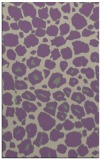rug #595869 |  purple animal rug