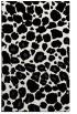 rug #595961 |  black animal rug