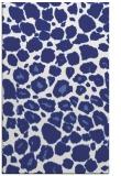 rug #595969 |  blue animal rug