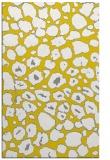 rug #595989 |  white circles rug