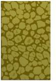 rug #596009 |  light-green animal rug