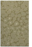rug #596013 |  light-green circles rug