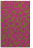 rug #596017 |  pink circles rug