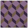 rug #596977   square purple rug