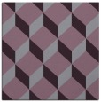 rug #596981 | square purple rug