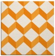 rug #597089 | square light-orange retro rug