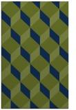 rug #597485 |  blue rug