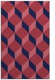 rug #597541 |  blue-violet rug