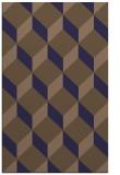 rug #597557    blue-violet popular rug