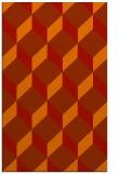 rug #597693 |  red popular rug