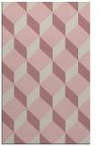 rug #597789 |  pink rug