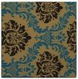 rug #598528   square damask rug