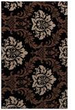 rug #599225 |  black damask rug