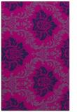rug #599240    damask rug