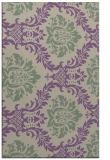 rug #599389 |  beige damask rug