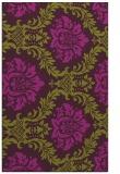 rug #599437 |  green rug