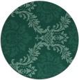 rug #599619 | round damask rug