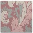 rug #600605 | square pink damask rug