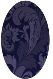 rug #600701 | oval rug