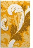 rug #601305 |  light-orange rug
