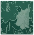 rug #602081 | square blue-green abstract rug