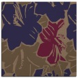 rug #602133 | square beige abstract rug