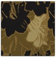 rug #602141 | square black graphic rug