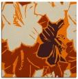 rug #602341 | square orange natural rug